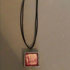OU Oklahoma Sooners necklace